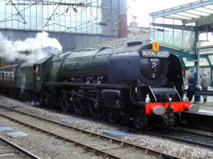 462333 Duchess of Sutherland at Carlisle
