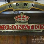 Coronation Nameplate - Kidderminster August 3rd
