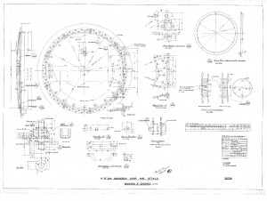 LMS Drawings showing LMS period modifications and original LNWR features.