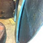 Formed Hinge Plate