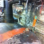 Hinge Plate Plug Holes